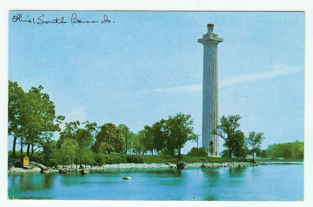 Perrys Monument Postcard