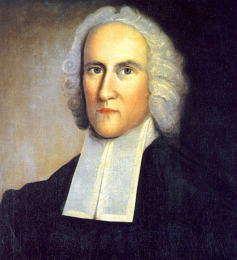 Preacher Jonathan Edwards