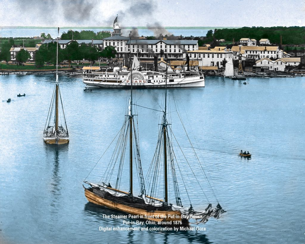 Put-in-Bay 1800s