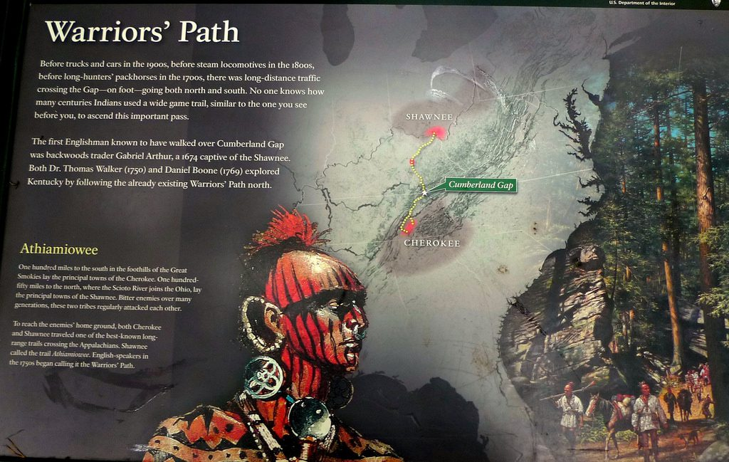 Indian Warriors Path