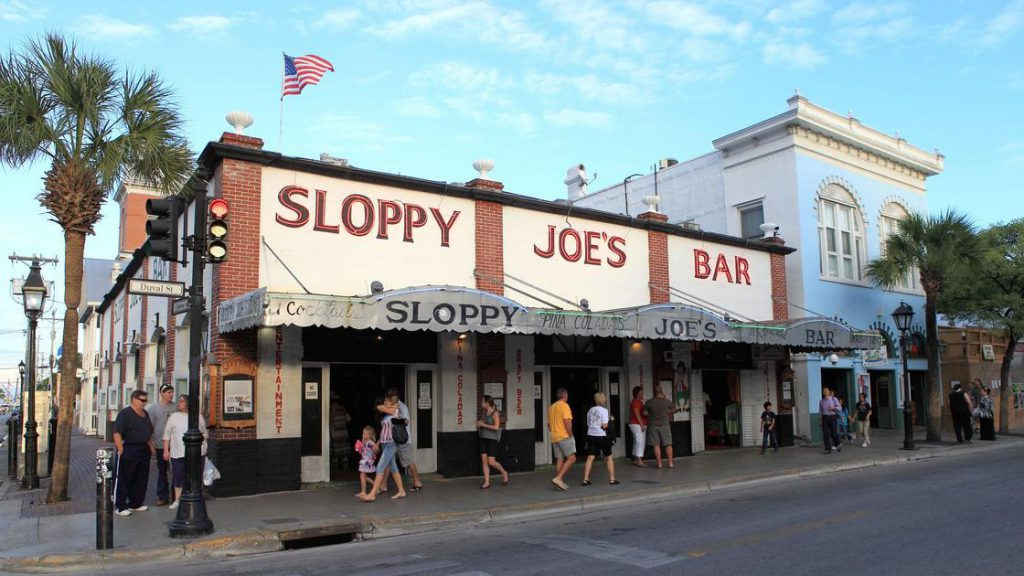 Sloppy Joes Bar