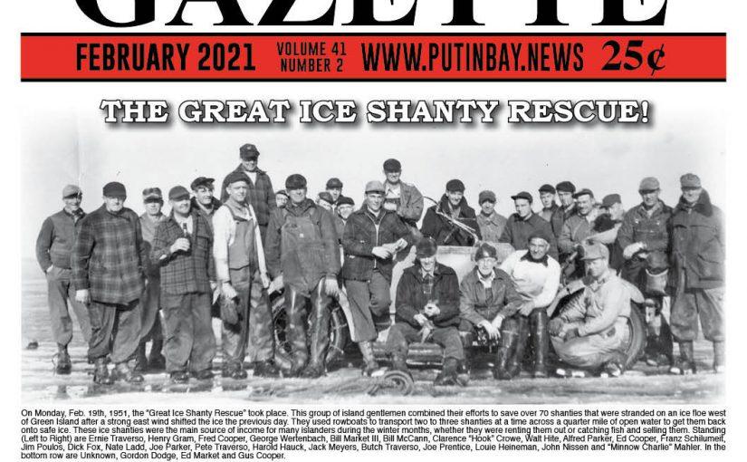 February 2021 Gazette – Senior Center News